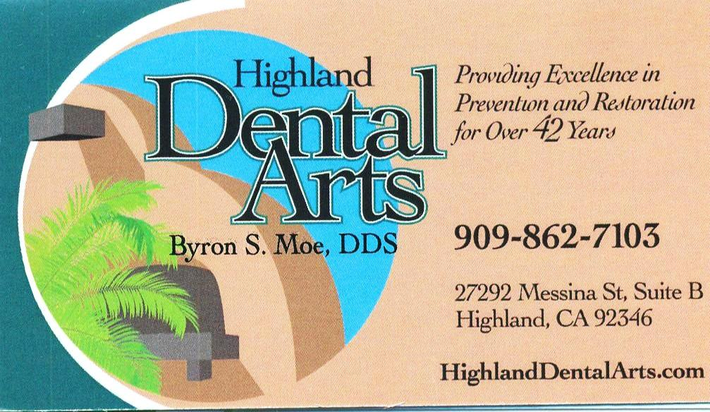 Highland Dental Arts.com